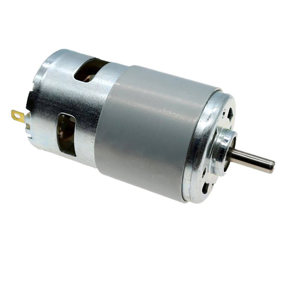 Dc 12v 10000rpm Motor Large Torque Gear Motor Double Ball Bearings High Speed Large Torque Tools For Polishing Machine Tools