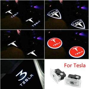 2pcs for Tesla Model S Tesla M