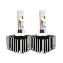 D1S D1R D3S D3R D2S D2R D4S D4R D5S D8S LED Car Headlight Bulbs 100W Installation Error Free Canbus