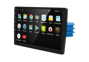 Image 2 - 1 الدين DSP HDMI راديو السيارة 4 جرام RAM 64 جرام ROM أندرويد 10 سيارة autoradio كاسيت لاعب مسجل لتحديد المواقع الملاحة عجلة القيادة التحكم