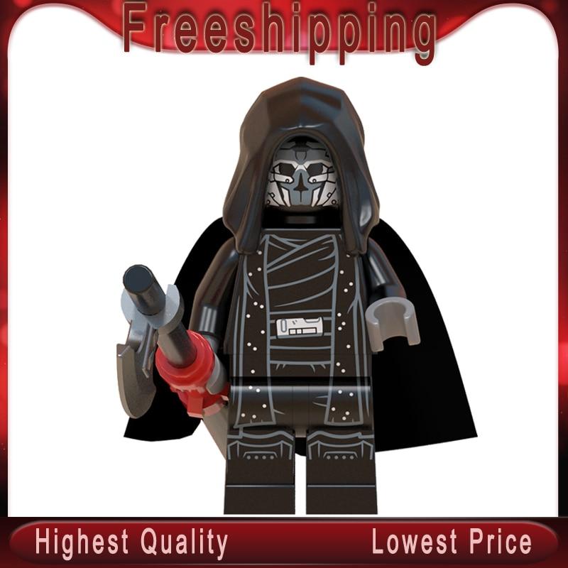 WM905 Knights Of Ren Legoinglys Stars Wars MinifigurINED Building Blocks Bricks Model Kits Education Gifts Toys