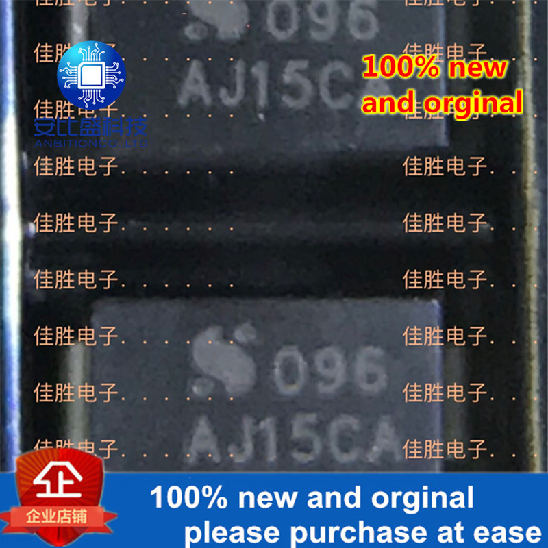 50pcs 100% New And Orginal SMAJ15CA DO214AC Silk-screen AJ15CA In Stock