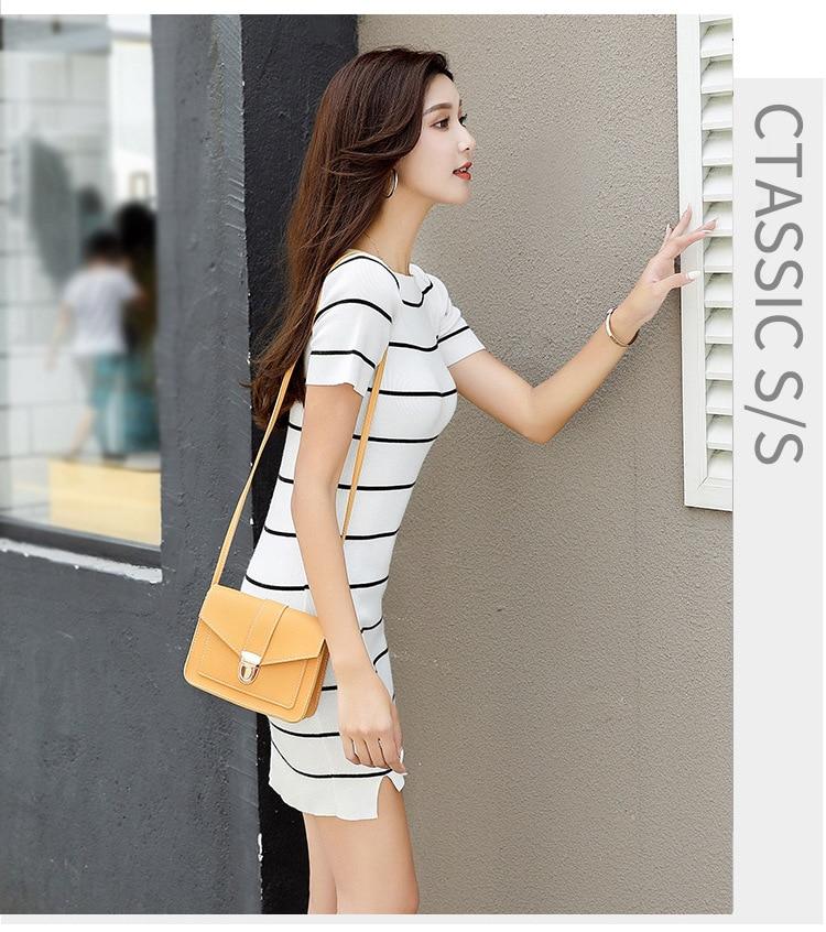 H2f05f24442434b4c93cec71b794821dam Fashion Small Crossbody Bags for Women 2019 Mini PU Leather Shoulder Messenger Bag for Girl Yellow Bolsas Ladies Phone Purse
