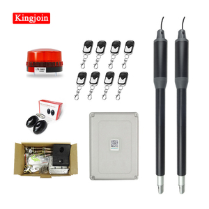 Image 2 - Electric linear actuator 200kg 300kgs engine motor system automatic swing door machine with in car remote gate opener/ Free mask