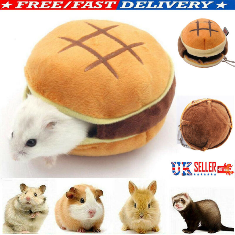 Soft Pet Cozy Guinea Pig Bed House Small Animal Hamster Rat Hammock Nest Pad High Quality