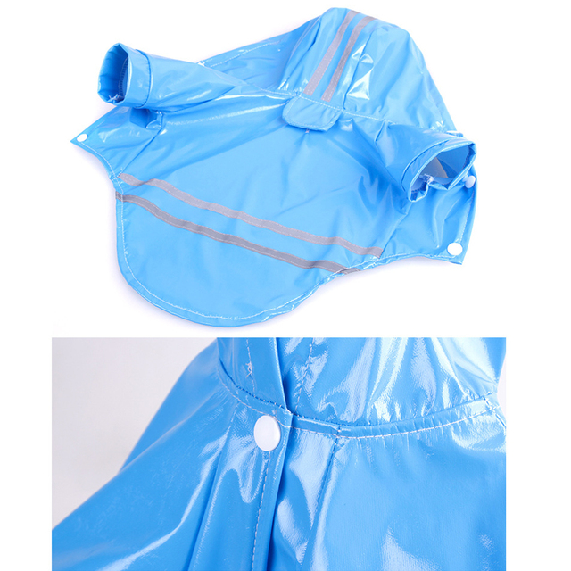 Colorful Rain Coat 4