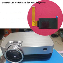 Lcd-Display-Screen Micro-Projector-Repair-Replacement UC40 UC46 4inch for Rigal Rd-805/Rd-810/Gp9/..