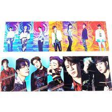 1 шт постер kpop got7 для концертов баннер фотоподдержка команды