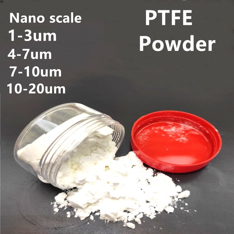PTFE Powder Corrosion Resistance High Lubrication Chain Waterproof Ultrafine Powders About 1-20 Um Micro Meter Microparticl