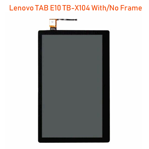 For Lenovo TAB E10 WIFI TB-X104 TB-X104F TB-X104L TB X104 X104L X104F LCD Display Touch Screen Encoder Converter + Tools
