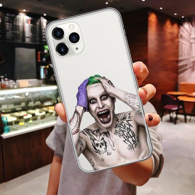 Telefon Fall für iPhones 11 6,1 2019 Marvel Venom Iron Man Deadpool Weiche Abdeckung Für iPhones 11Pro Max 6 6s 7 8 Plus XR XS Max Xs