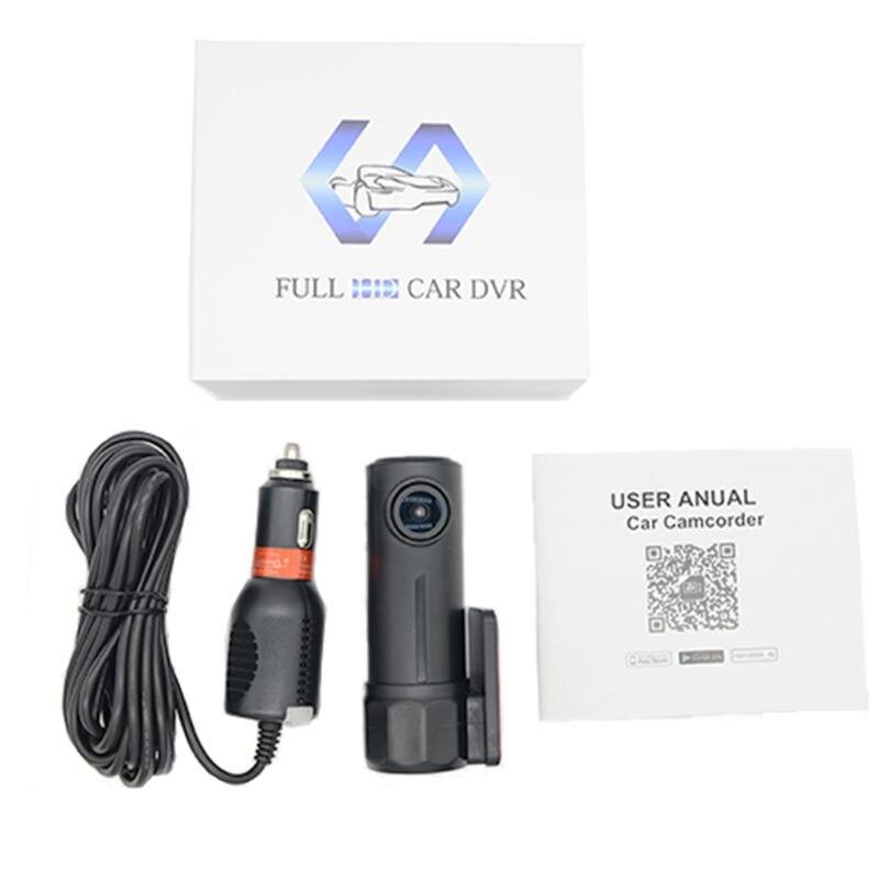 WiFi Автомобильный видеорегистратор HD 1080P приборная панель видеорегистратор Автомобильный видеорегистратор