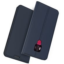For Ulefone Power 6 Case Leather Ultra Thin Flip Stand Protective Wallet Cover with Card Slot Note 7P Luxury