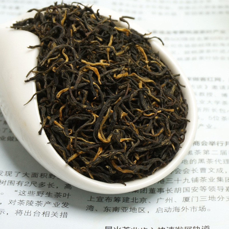 2019 China Wuyi Jin Jun Mei Black Tea 250g Jinjunmei Black Tea Kim Chun Mei Red Tea for Weight Lose Health Care 2