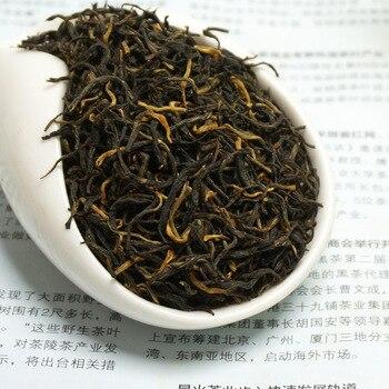 2019 China Wuyi Jin Jun Mei Black Tea 250g Jinjunmei Black Tea Kim Chun Mei Red Tea for Weight Lose Health Care 2