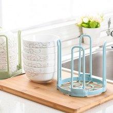Kitchen sink racks chopsticks shelf tableware dry plastic storage shelf material detachable kitchen desktop shelf