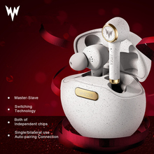 Whizzer TP1 S TWS Earphone Wireless Bluetooth Earphone 3D Stereo Earphone V5.0 IPX7 Waterproof Auto Pairing for Sports Running