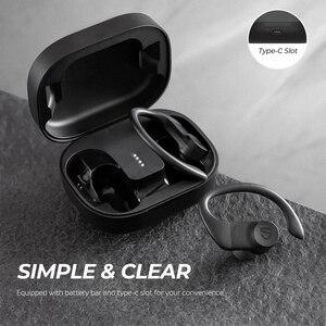 Image 5 - SOUNDPEATS True sans fil écouteurs sur oreille crochets Bluetooth stéréo sans fil écouteurs 13.6mm pilote contrôle tactile IPX7 étanche
