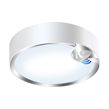 Ultra Bright Motion Sensor Led Ceiling Light 80LED 400LM Battery Indoor Light Stairway Hallway Laundry Basement Warehouse Lamps