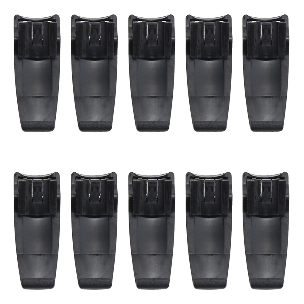 10X Two Way Radio Belt Clip  For HYT Hytera Radio TC-500 TC-446 TC500 TC446