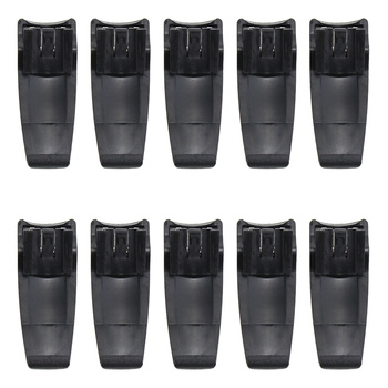10X Two Way Radio Belt Clip  for HYT Hytera Radio TC-500 TC-446 TC500 TC446 2x replacement battery for hytera hyt bh1104 bh1302 tc 500 tc 446 tb 75 radios battery with belt clip