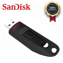 Movimentação do flash do dispositivo de armazenamento da vara da memória do pendrive de sandisk cz48 movimentação 256gb usb 3.0 flash da pena 256gb 128gb 64gb 32gb 16g