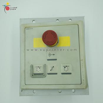10.112.3399/02 Touch-sensitive Screen For Heidelberg CD74 XL75 Machine Offset Spare Parts