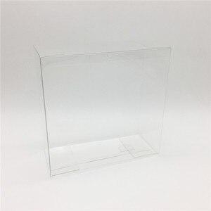 Image 4 - Şeffaf ekran Toplama Kutusu Sony PlayStation Klasik PS1 Mini Şeffaf Çoğaltma Koleksiyonu Kılıfı Kutusu