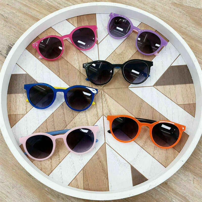 Newest Arrival Boys Girls Fashion Sunglasses Goggles Kids Outdoor Children Unisex Toddler Eyeglasses Photography Accessories