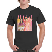ALY & AJ T-Shirt Unisex Retro Trending Popular 90'S graphics T-Shirt 100% Cotton Tops Female/Man