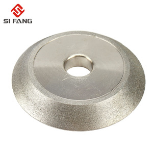 Image 5 - 78mm electroplating Diamond Grinding Wheel 45 Degree Angle Cutter Grinder Grinding Disc for Grinding Abrasive Cutting Tool  Gri