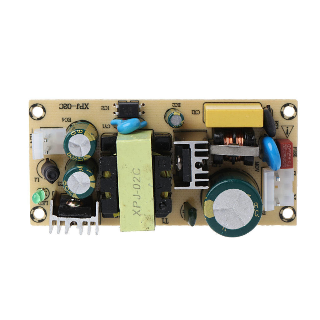 AC-DC <font><b>12V</b></font> 3A 36W Switching <font><b>Power</b></font> <font><b>Supply</b></font> <font><b>Module</b></font> Naked Circuit <font><b>220V</b></font> To <font><b>12V</b></font> Board image