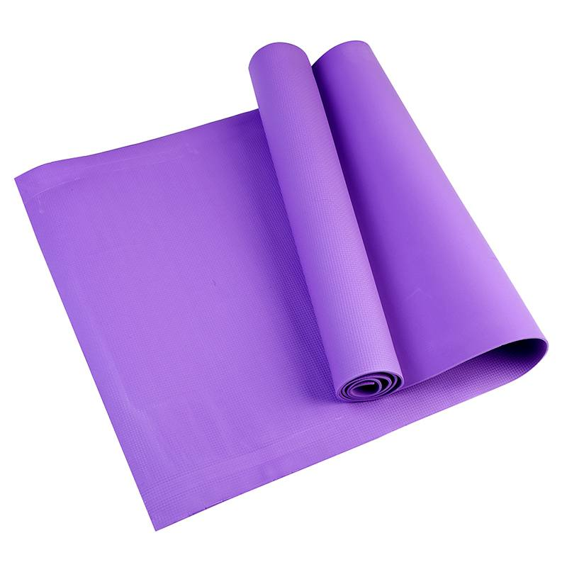 Colchonetas de Yoga de goma EVA de 173 cm, manta antideslizante de PVC, colchoneta de entrenamiento de pérdida de peso para ejercicios, esterilla de Yoga y deporte para mujer