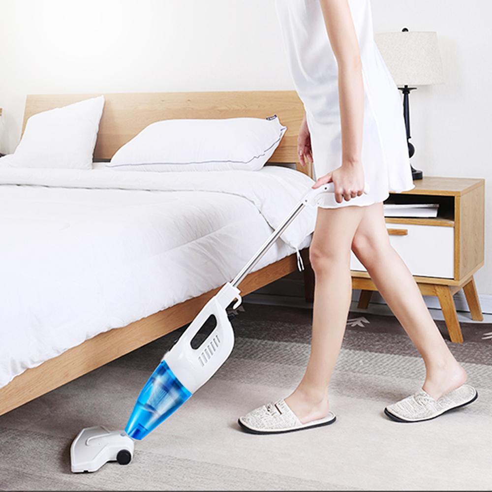 Quiet Portable Hand Vacuum Cleaner Cleaner Carpet Dust Collector Small Desktop Cleaner For Home Floor Cleaner EU/US Plug