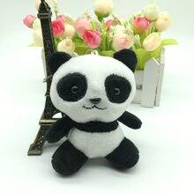 10 см мини сумка рюкзак подвеска брелок для девочек Мягкая панда