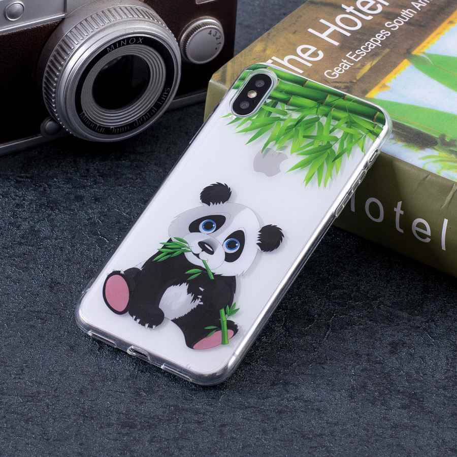 2019 caso para apple iphone 11 11 pro max silicone minnie telefone casos para iphone 5 5S se 6 s 7 8 x xr xs max saco de volta capa