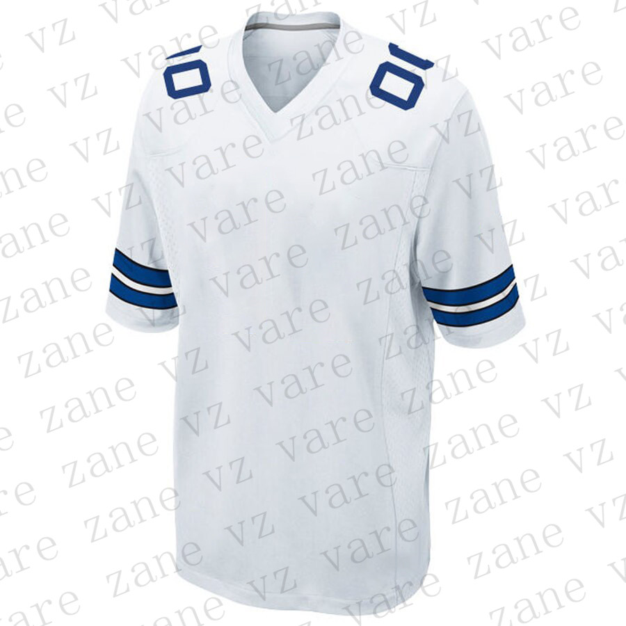 Customize Mens American Football Jerseys Dak Prescott Amari Cooper Deion Sanders Ezekiel Elliott E Smith Cheap Dallas Jersey