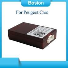 Автомагнитола стерео головное устройство Canbus коробка для Peugeot 301/3008/208/5008/508/4008/для Citroen C4L