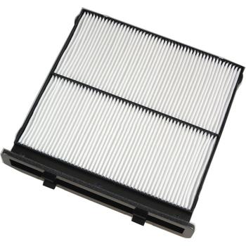 Filtr kabinowy samochodu dla Subaru XV GT 2 0L 2017 2018-Forester SK 2 0L 2 0L-Hybrid 2018 2019-72880-FL000 tanie i dobre opinie MANATEE 42mm 229mm 235mm HTT-2037 72880-FL000 filter paper China 0 4kg