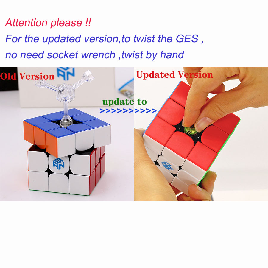 Image 5 - GANs 356  GAN356RS Magic cube puzzle Classical Gan RS 3x3x3  3x3 professional speed puzzle educational toys for kids game cubeMagic Cubes   -