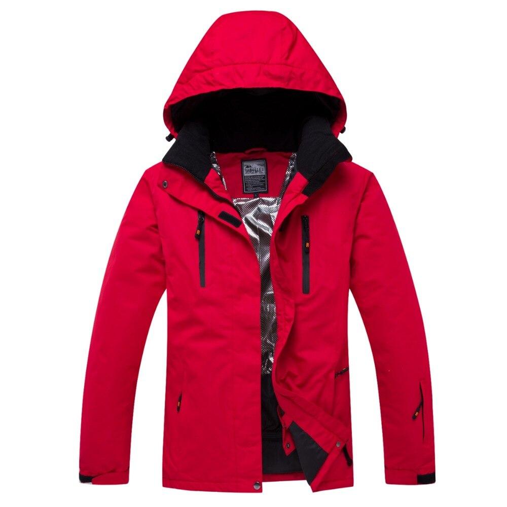 New Men Winter Ski Jacket Women Windproof Waterproof Breathable Snow Coats Thermal Outdoor Skiing And Snowboarding Jacket