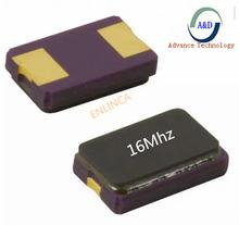 30 sztuk 16 MHZ 5*3 2mm 5032 2Pin SMD oscylator kwarcowy 16 M 16 000 mhz tanie tanio CN (pochodzenie) 16MHZ