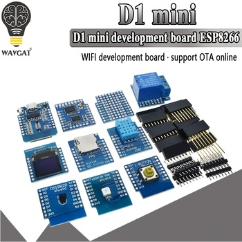D1 Mini ESP8266 ESP-12 WeMos модули