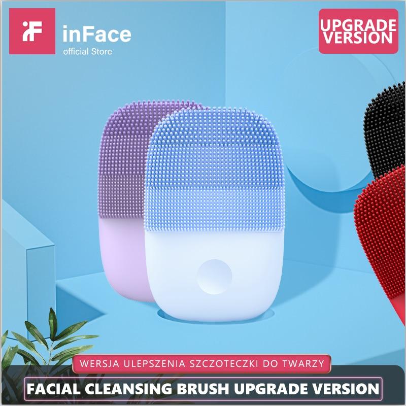 Szczoteczka soniczna do twarzy Xiaomi inFace (wersja ulepszona) z Polski za $22.02 / ~83zł