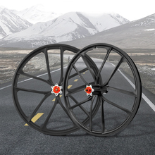 Brake-Wheel Mountain-Bike-Disc 20inch Bicycle-Disc-Brake 406 Alloy Cassette