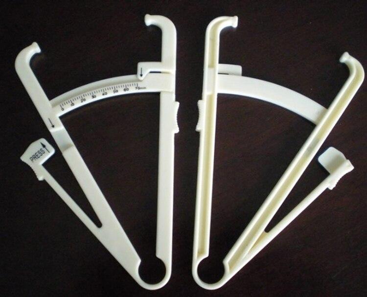 Caliper Measuring-Clamp Fitness-Tool Thickness-Gauge Forceps Skinfold Sebum