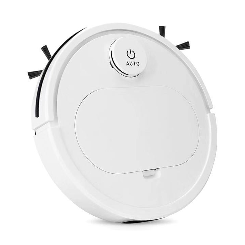 3 In1 Automatic Robot Wireless Vacuum Cleaner Robot USB Charging Lazy Vaccum Cleaner Robots Household Machi