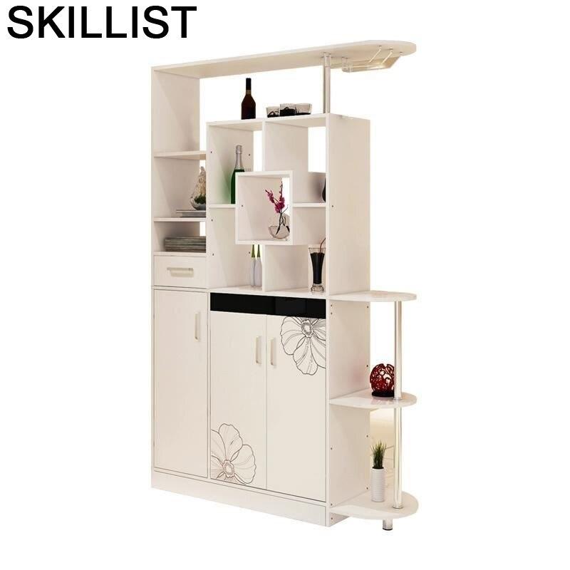 Vinho Cristaleira Desk Rack Kitchen Vetrinetta Da Esposizione Table Mobilya Meube Commercial Furniture Mueble Bar Wine Cabinet