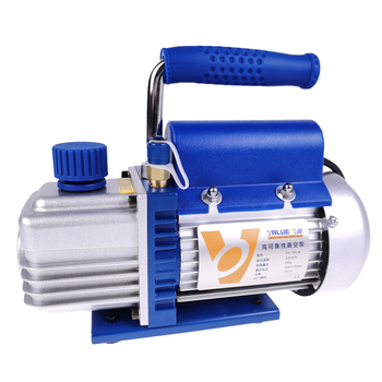 VALUE vacuum Pump FY-1H-N small rotary pump Air conditioning refrigeration maintenance AC220V - sale item Welding Equipment