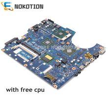 Nokotion BA92 05741B BA92 05741A 삼성 r522 r518 r520 노트북 마더 보드 ddr2 hd4650 그래픽 무료 cpu